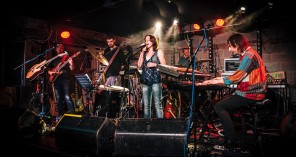 Celestial Fire Band live in FIbber, York, UK