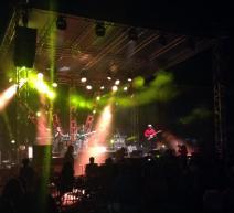 Michael Hill live in L'Aquila, Italy