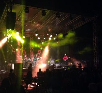 Michael Hill live in L'Aquila, Italy