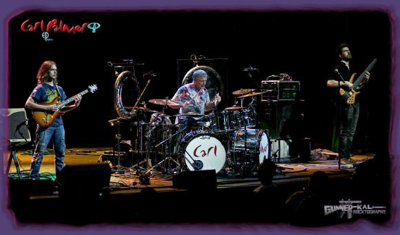 Live with Carl Palmer in Phoenix AZ